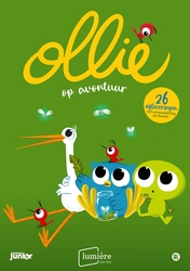 Ollie - Op avontuur, (DVD)
