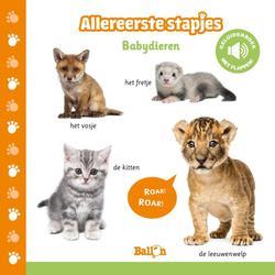 Babydieren (geluidenboek)