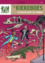 DE KIEKEBOES 157. DE BUTLER...