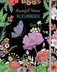Beautiful Nature kleurboek