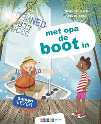 met opa de boot in