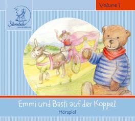 STERNTALER.. .. HORGESCHICHTEN: EMMI & BASTO AUF DER KOPPEL Sterntaler Hörgeschichten, AUDIOBOOK, CD
