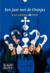 Blauw Bloed kalender