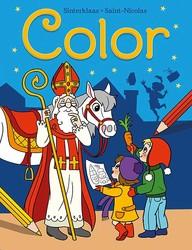 Sinterklaas Color kleurblok...