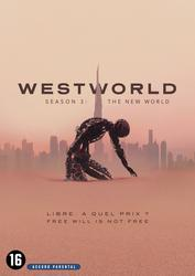Westworld - Seizoen 3 , (DVD)