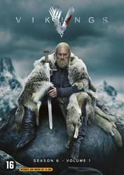 Vikings - Seizoen 6 deel 1, (DVD)