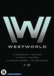 Westworld - Seizoen 1 - 3 ,...