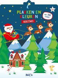 Kerstmis - Plakken en kleuren