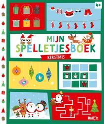 Mijn spelletjesboek - Kerstmis