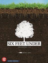Six feet under - Seizoen 1...