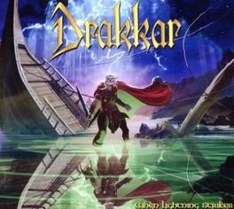 WHEN LIGHTNING STRIKES FFO LABYRINTH & RHAPSODY OF FIRE DRAKKAR, CD