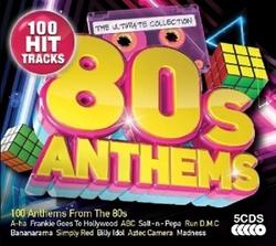 80'S ANTHEMS W/ A-HA, ABC,...