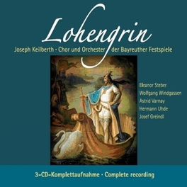 LOHENGRIN JOSEPH KEILBERTH R./J. KEILBERTH WAGNER, CD