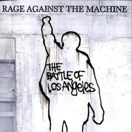 BATTLE OF LOS ANGELES Audio CD, RAGE AGAINST THE MACHINE, CD