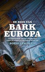 De reis van bark Europa