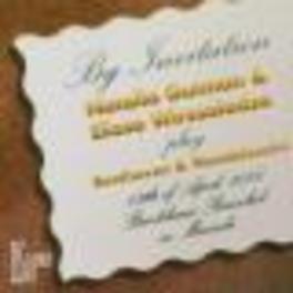 BY INVITATION Audio CD, BEETHOVEN & MENDELSSOHN, CD