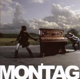 MONTAG Audio CD, MONTAG, CD