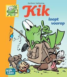 KIK HC02. KIK LOOPT VOOROP