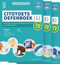 Citotoets Oefenboeken deel...