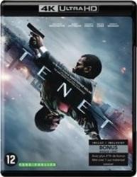 Tenet, (Blu-Ray 4K Ultra HD)