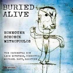 BURIED ALIVE WORKS BY...