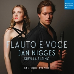 FLAUTO E VOCE WORKS BY...