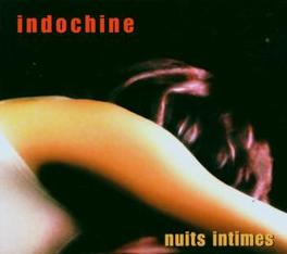 NUIT INTIME Audio CD, INDOCHINE, CD