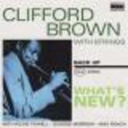 WHAT'S NEW? WITH RICHIE POWELL / GEORGE MORROW/MAX ROACH Audio CD, CLIFFORD BROWN, CD