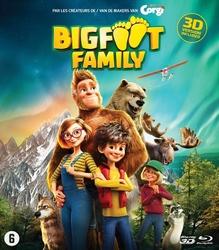 Bigfoot family, (Blu-Ray)