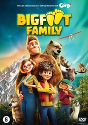 Bigfoot family, (DVD)