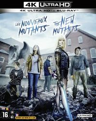 New mutants  (4K * IMPORT),...