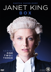 Janet King - Seizoen 1-3, (DVD)
