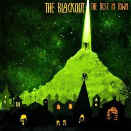 BEST IN TOWN Audio CD, BLACKOUT, CD