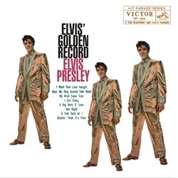 ELVIS' GOLDEN RECORD -COL...