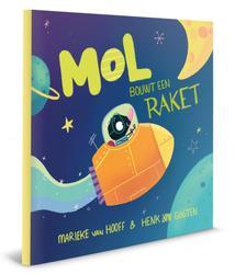 Mol bouwt een raket