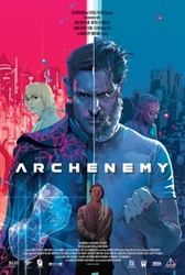 Archenemy, (Blu-Ray)