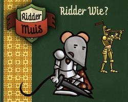 Ridder Muis : leesboek -...