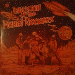INVASION OF THE PLANET.. .....