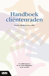 Handboek cliëntenraden