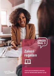 Spreektaal 3 - Zaken regelen