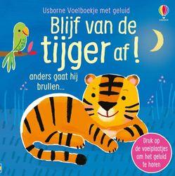 Blijf van de tijger af!