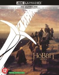 Hobbit trilogy, (Blu-Ray 4K...