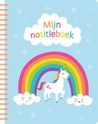 Mijn notitieboek (unicorn...