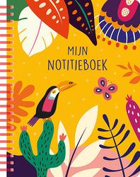 Mijn notitieboek (tropical...