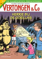 Herrie bij de gorilla's