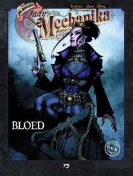 Lady Mechanika: Bloed Pk01....