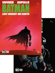 Batman Pk01. Last Knight On...