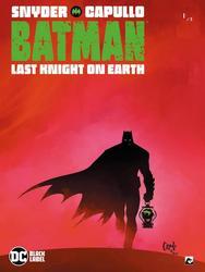 Batman 01. Last Knight On...
