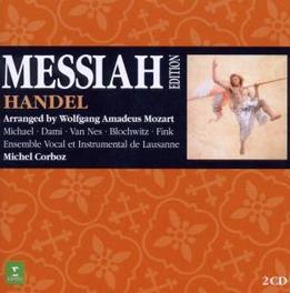 MESSIAH MICHEL CORBOZ Audio CD, G.F. HANDEL, CD