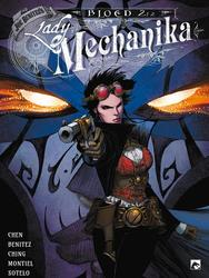 Lady Mechanika: Bloed 02....